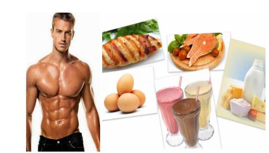 Tổng hợp chế độ dinh dưỡng thể hình cho các bạn tập gym
