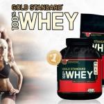Sữa tăng cơ whey protein