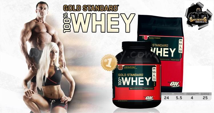 Sữa tăng cơ bắp Whey Protein Gold Standard