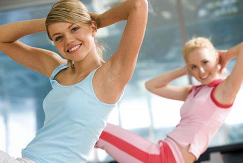 Cách giảm cân hiệu quả bằng tập thể dục
