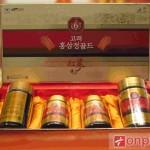 cao hồng sâm hanil Hàn Quốc