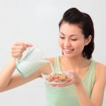 Dùng sữa tăng cân nào cho nữ
