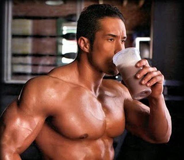 Sữa tăng cơ hiệu quả cho người tập thể hình