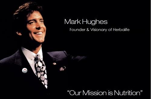 mark hughes người sáng tạo ra herbalife
