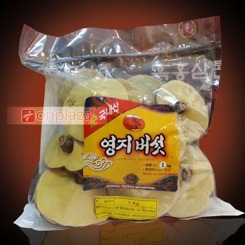 Giá trị của nấm linh chi thượng hạng Hàn Quốc