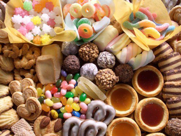 Người tập thể hình không nên ăn các món ăn có đường