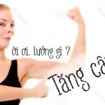 Sữa béo tăng cân tại Hà Nội giúp bạn tăng cân hiệu quả