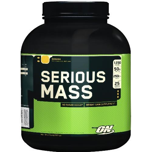 Béo khỏe béo đẹp với sữa béo tăng cân Serious Mass