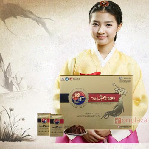 Tác dụng thực của hồng sâm Hàn Quốc 7
