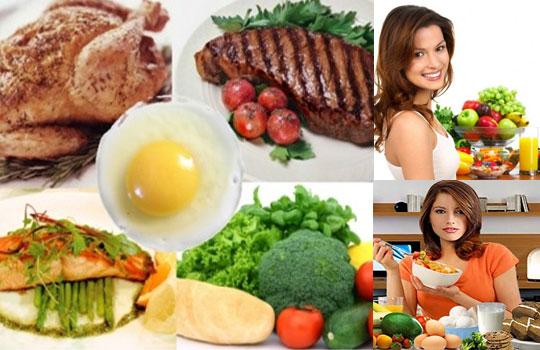 Chế độ ăn cho người gầy muốn tăng cân