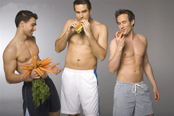 Làm thế nào để tăng cân cho nam giới